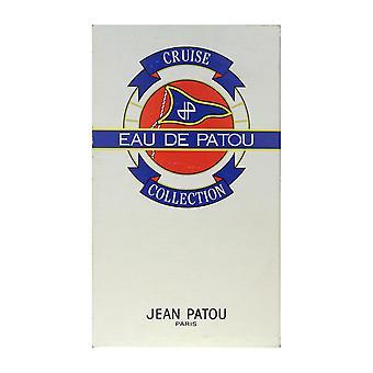 Jean Patou Eau De Patou Круиз коллекция EDT 1,7 унции & Soap 3,5 унции 2Pc набор