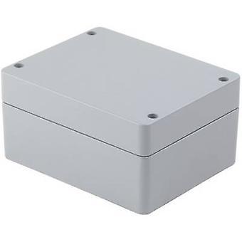 Weidmüller KLIPPON K6 RAL7001 Universalgehäuse 200 x 160 x 100 Aluminium pulverbeschichtet Silbergrau 1 Stk.