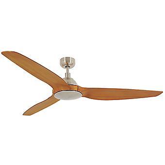Energia-megtakarítás DC mennyezeti ventilátor Airfusion típus a Chrome