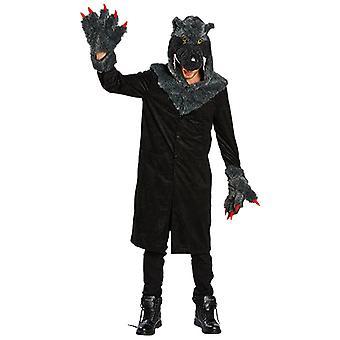 Wolf Herren Kostüm Tierkostüm Karneval Halloween