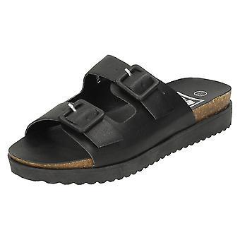 Kära ner till jorden platt Casual sandaler