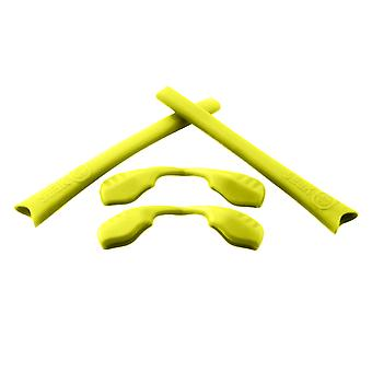 SEEK Replacement Accessories Compatible for Oakley RADAR PATH Yellow