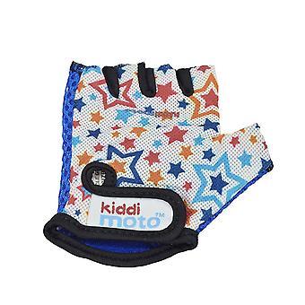 Kiddimoto Cycling Gloves Stars