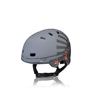 Casco para bicicleta (urbano) XLC-bra-C22 / mate negro (Crunge)