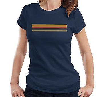 13 Doctor Who Jodie Whittaker arco iris camiseta para mujeres