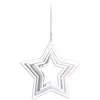 Spirit Of Air Stainless Steel Garden Spinner Star