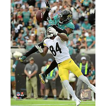 Jalen Ramsey 2018 Action Photo Print