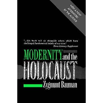 Modernity and the Holocaust by Zygmunt Bauman - 9780745609300 Book