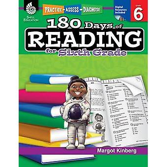 180 Days of Reading for Sixth Grade (Level 6) - Practice - Assess - Di
