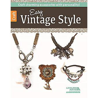Lätt Vintage stil av Holly Witt - 9781464734960 bok