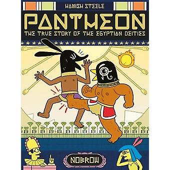 Pantheon - The True Story of the Egyptian Deities by Hamish Steele - 9