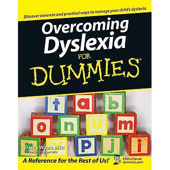 Overcoming Dyslexia For Dummies by Consumer Dummies - 9780471752851 B