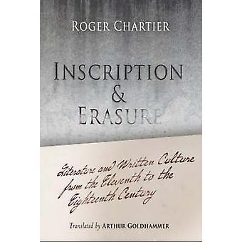 Napis i Erasure - literatury i kultury pisemne od Elev