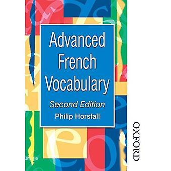 Vocabulaire de Français avancé (Advanced vocabulaire)