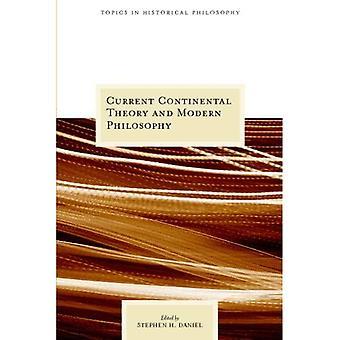 Nuvarande kontinental tanke och Modern filosofi
