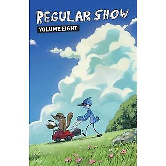 Regularne Pokaż Tom 8 - regularne Pokaż 8 (Paperback)