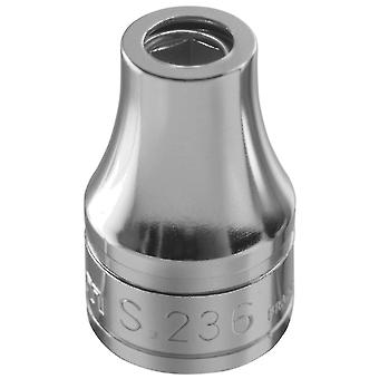 Facom S.236 Socket Holder For 5/16 Hex Screwdriver Bits 1/2 Drive