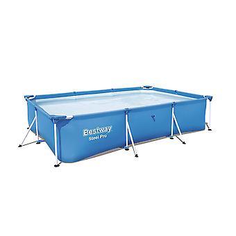 Bestway Steel Pro Metal Frame Pool 9'10