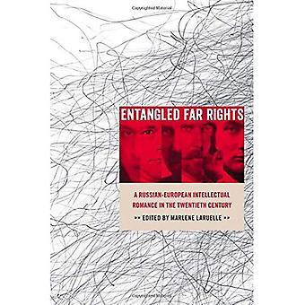 Enredados los derechos lejos: Un Ruso Europeo Romance intelectual en el siglo XX