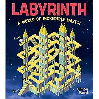 Labyrinthe: Un monde de labyrinthes incroyables!
