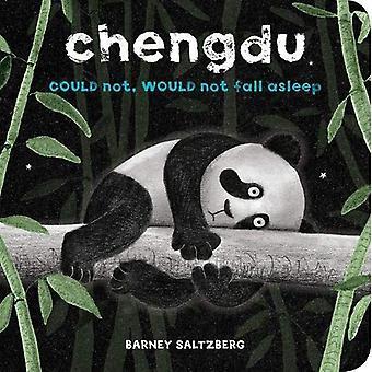 Chengdu kon niet, zou niet, val in slaap [Board boek]