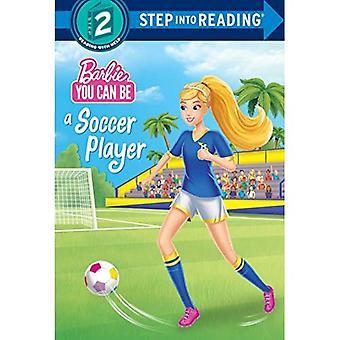 Vous pouvez être un joueur de football (Barbie) (étape en lecture)