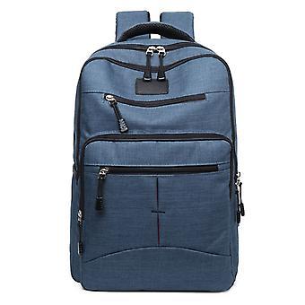 Medium og handy rygsæk-mørkeblå