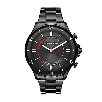 Michael Kors Mens Quartz Analog Watch with stainless steel band MKT4015