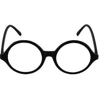 Glasses Professor Blk Clr - 15316