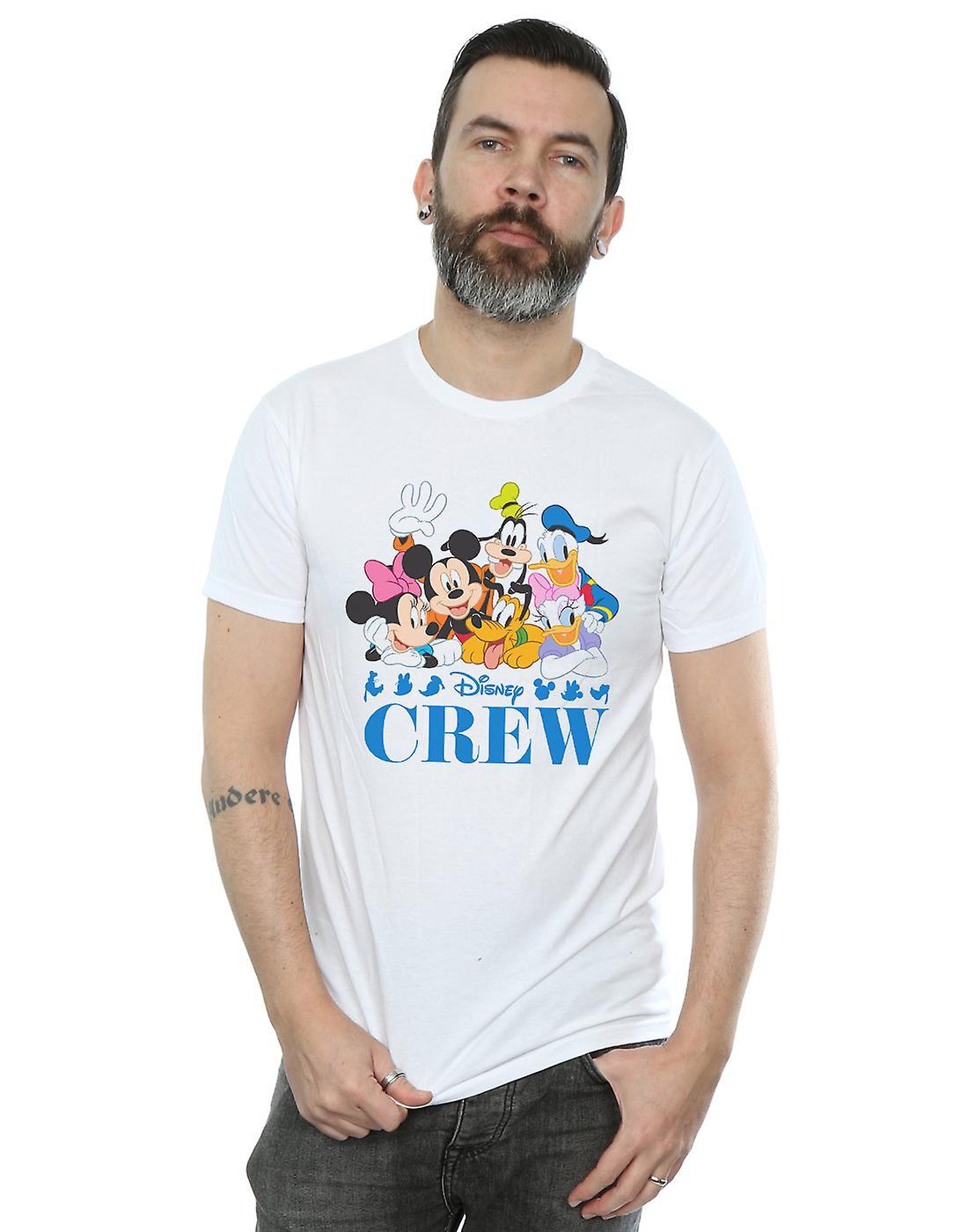Disney Men's Mickey Mouse Disney Friends T-Shirt