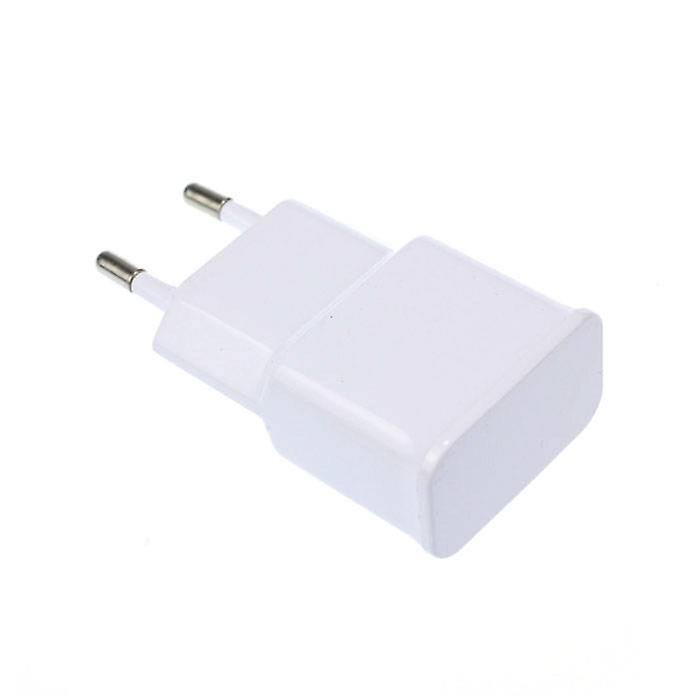 Stuff Certified® 3-Pack Android Wall Plug Wall Charger Charger USB AC Home White