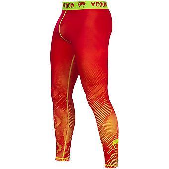VM Mens Fusion komprimering Gamasje - Orange/gul