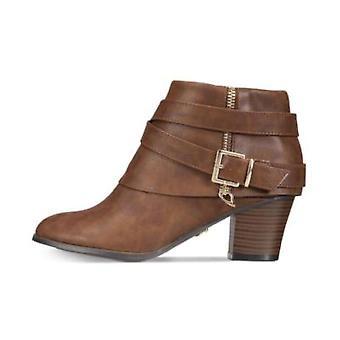 Thalia Sodi Womens Tully Round Toe Ankle Fashion Boots