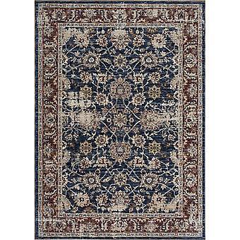 Alhambra Teppiche 6549A In Dblue Dblue