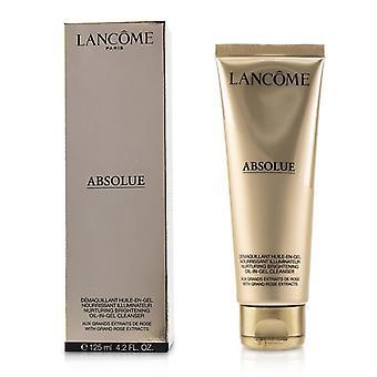 Lancome Absolue Nurturing Brightening Oil-in-gel Cleanser - 125ml/4.2oz