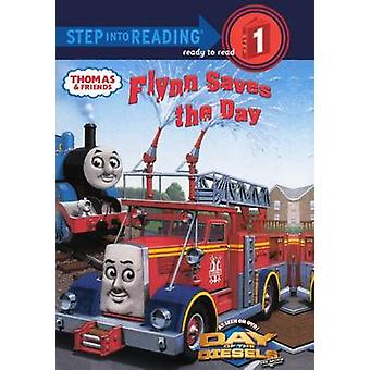 Flynn Saves the Day by Wilbert Vere Awdry - Richard Courtney - 978060