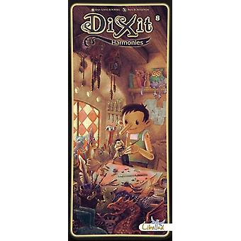 Dixit 8 Harmonies Expansion Card Game