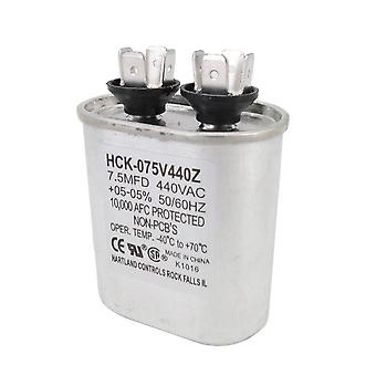 AquaComfort AQC100204 7.5 MFD Fan Capacitor for Heat Pumps