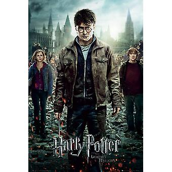 Harry Potter 7 del 2 ark Maxi plakat 61x91.5cm
