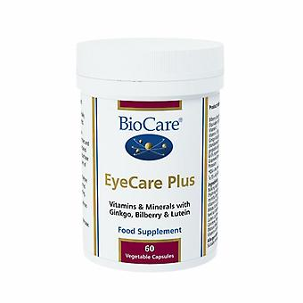 BioCare EyeCare Plus Vegicaps 60 (31560)