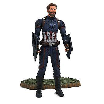 Avengers 3 Infinity War Capitán América Figura de Acción