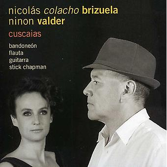 Grela/Brizuela/Oyola/Valder/Pantoja, a. - import USA Cuscaias [CD]