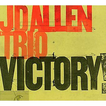 Jd Allen - Victory! [CD] USA import