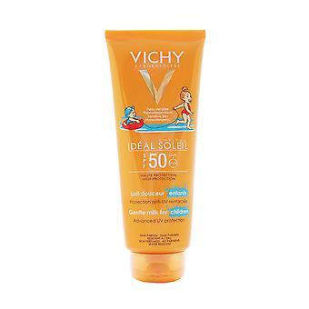 Lait doux Vichy Soleil idéal enfants pour visage & corps SPF 50 +