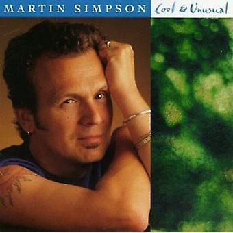 Martin Simpson - Cool & Unusual [CD] USA import