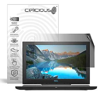 Celicious Privacy 2-Way Anti-Spy Filter Screen Protector Film Compatible with Dell G7 15 7588