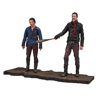 The Walking Dead Negan & Glenn 5