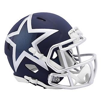 Riddell Speed Mini Football Helmet - NFL AMP Dallas Cowboys