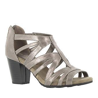 Easy Street Womens Amaze open teen casual enkelbandje sandalen