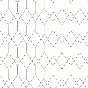 Geometric Diamond Wallpaper Esprit